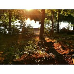 up north, moose lake wisconsin