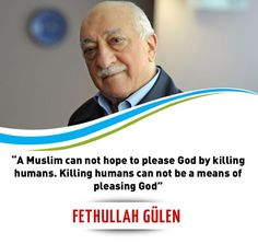 A Muslim can not hope to please God by killing humans Killing humans cannot be a means of pleasing God #JeSuisCharlie