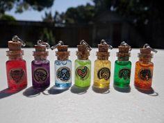 BioShock Infinite Vigor Bottle Charm  You by TheGeekEmporium, $6.00