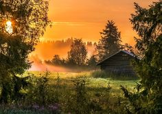 Wow so very beautiful....it is supposed to be Finland...but the way things get messed on the net I can't be positive. I tried to search google for the image but got language I can't read.....lol