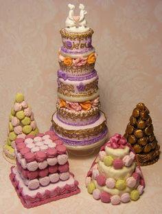 Laduree Cakes