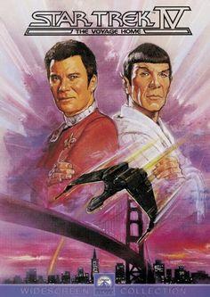 Star Trek IV - The Voyage Home: DeForest Kelley, William Shatner, George Takei, Leonard Nemoy