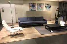 Gelderland Group 7850 Sofa (Remy Meijers), Gelderland 400 Retro Chair (Jan des Bouvrie)& Gelderland 7853 Coffee Table (Remy Meijers) in combination with Flos Toio Lamp (Achille & Pier Giacomo Castiglioni)
