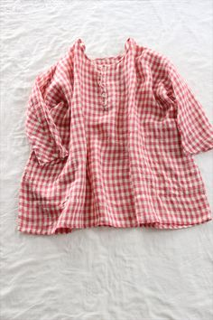 my resolution on 2016 ~ red gingham dress