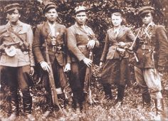 Ukrainian Insurgent Army [Українська повстанська армія (УПА); Ukrainska povstanska armiia (UPA)]. A Ukrainian military formation which fought from 1942 to 1949, mostly in Western Ukraine, against the German and Soviet occupational regimes. Its immediate purpose was to protect the Ukrainian population from German and Soviet repression and exploitation; its ultimate goal was an independent and unified Ukrainian state.