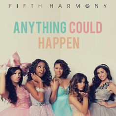 Fifth harmony // The x factor USA 2012 // Anything could happen