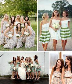 Vestidos de Damas para Bodas 2014 - Para Más Información Ingresa en: http://vestidosdenochecortos.com/vestidos-de-damas-para-bodas-2014/
