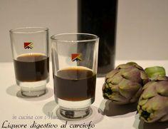 Liquore digestivo al carciofo