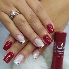 Manicure E Pedicure, Garden Crafts, Nails Inspiration, Nail Designs, Nail Polish, Nail Art, Clay, Tattoos, Beauty
