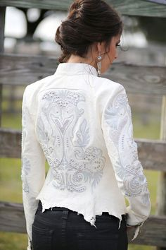 Kippy's Couture Jacket - #CowgirlChic