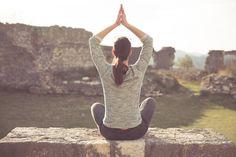 Você escolhe seus alimentos com consciência? A meditação pode te ajudar a ter mais saúde a partir da sua alimentação. Leia e reflita. #eusemfronteiras #nutrição