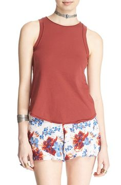 FREE PEOPLE 'Sydney' Tank. #freepeople #cloth #
