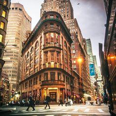 Delmonicos Financial District by @travelinglens #newyorkcityfeelings #nyc #newyork