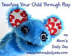Teaching Your Child Through Play