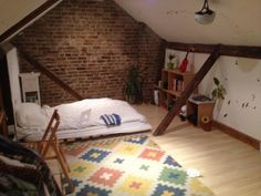 Pergola Kits With Canopy Attic Loft, Loft Room, Bedroom Loft, Dream Bedroom, Metal Pergola, Deck With Pergola, Pergola Plans, Pergola Kits, Pergola Ideas