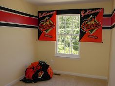 Baltimore Orioles Bedroom | Flickr   Photo Sharing!