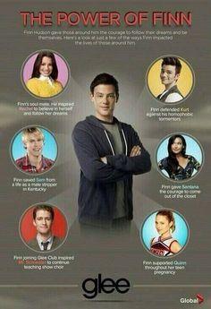 #Glee - #FinnHudson