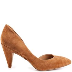 Heels I Love #heels #summer #high_heels #color #love #shoes Heaton - Tan Wolverine Suede  					Jessica Simpson