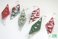 Hello! It's Renee here today to share a step-by-step tutorial on paper ornaments I made using the wonderful Home for Christmas collection. These paper ornaments areso quick and simple to make and look modern and fun on your Christmas tree. They're also durable and flatten easily for storage so you can use them year after …