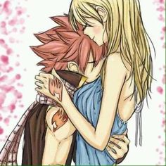 NaLu!  Ok, ok, lemme explain! I ship LoLu but I ship NaLu and don't mind the idea of those two together. So, I'll post both NaLu and LoLu pictures. I also think NaLi (Natsu x Lisanna) is cute. Gah... How confusing...