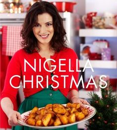 Food, family, friends & festivities are all covered in this great holiday book from Nigella Lawson