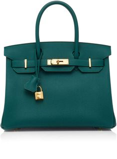Heritage Auctions Special Collections Hermès 30cm Malachite Togo Leather  Birkin  This  Hermès  Birkin c2c31fa475
