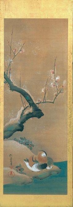 Традиционная японская живопись и гравюра  Japanese Art - Ukiyo-e