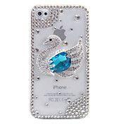 Kristallen zwaan Zircon Overdekte Transparant... – EUR € 6.43