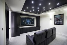 We are dedicated Custom smart home theater system design & installers solutions in NJ, NY, CT offers home music room, audio video installation setup and best home theater installation services in your areas. New Home Theatre, At Home Movie Theater, Home Theater Setup, Home Theater Speakers, Home Theater Rooms, Home Theater Seating, Cinema Room, Home Theater Design, Home Theater Projectors