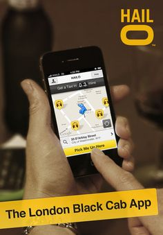 Hailo. So simple, so damn good. In London and need a cab? use this. a couple of button pushes and you are on your way.