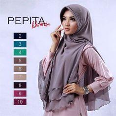 Jilbab Instan Khimar Pepita http://bundaku.net/pakaian-wanita/jilbab/jilbab-instan-khimar-pepita