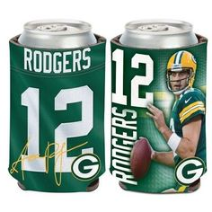 Green Bay Packers Can Cooler Aaron Rodgers