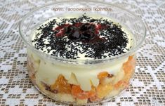 Soup Mixes, Acai Bowl, Smoothies, Panna Cotta, Pudding, Sweets, Breakfast, Ethnic Recipes, Desserts