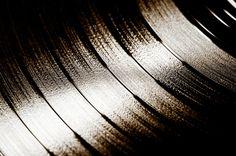 Vinyl Record - Analog Music LP Album Tracks Gramophone Record, Indie, Vinyl Records, Lp Album, Stock Photos, Trauma, German, Music, Round Round