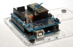 DIY Arduino Bluetooth Programming Shield