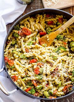 When you've got pesto, you won't miss heavy sauces. Get the recipe from iFoodreal.   - Delish.com