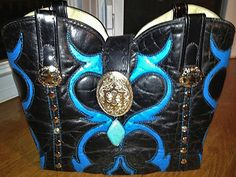 From Boring Black Boots to a New Western Purse