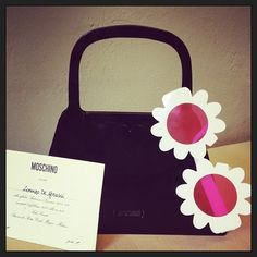 Photo by agneset  #moschino #mymoschino #invitation