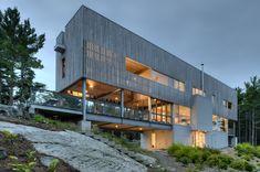 Gallery of Bridge House / Mackay-Lyons Sweetapple Architects - 1