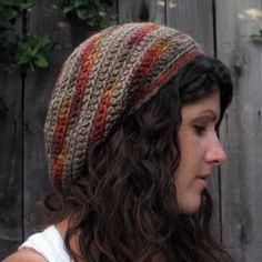 Free Crochet Slouch Hat Pattern:
