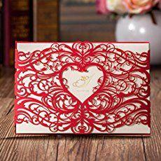 We Love: Laser Cut Wedding Invitations @4lovepolkadots - Deer Pearl Flowers