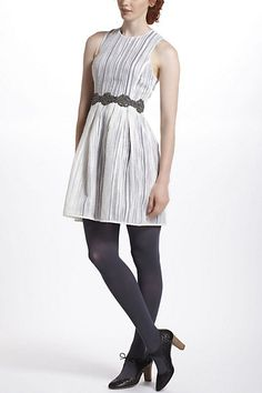 Spun Lace Racerback Dress