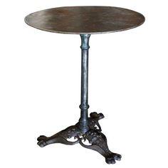 19th c. Garden Table  $1125