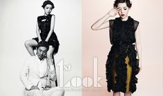 Brown Eyed Girls Ga In - 1st Look Magazine
