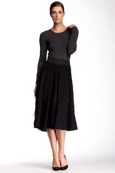 Insight | Buckle Detail Skirt