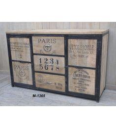 #Indyjska #drewniana #komoda Model: M-1365 tylko @ 1 861 zł. Zamów teraz @ http://goo.gl/5zUgvO