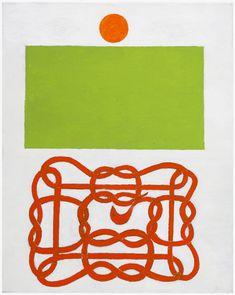 Carolus Enckell: Kundaliini, 2013, öljy kankaalle - Galerie Forsblom, 2013