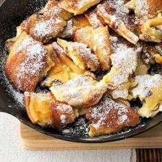 The best GU recipes with quality guarantee: Austrian Kaiserschmarrn Pancake Healthy, Best Pancake Recipe, Austrian Recipes, Gateaux Cake, Easy Desserts, The Best, Cake Recipes, Food Porn, Food And Drink