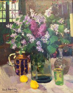 Lilac, Konstantin Korovin