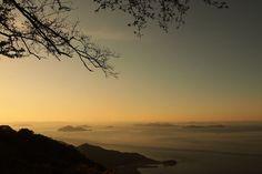 紫雲出山(しうでやま) 香川県三豊市 Japon